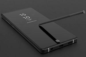 Galaxy Note 9 rò rỉ ảnh thiết kế, hứa hẹn sẽ cải tổ toàn diện camera trước