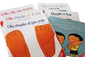 Ehon, picture books - quà tặng cho cả trẻ em chưa biết đọc