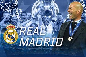 Zidane chia tay Real: Tình chỉ đẹp khi còn dang dở