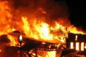 Cà Mau: Hỏa hoạn thiêu rụi 5 năm nhà, thiệt hại trên 5 tỷ đồng