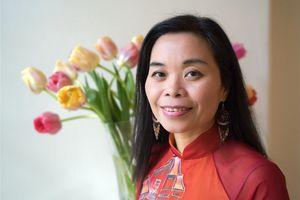 Nhà thơ Nguyễn Phan Quế Mai: Luôn tự hào là người Việt Nam