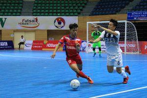 Futsal HDBank VĐQG 2018: Hải Phương Nam ĐHGĐ tiến gần ngôi vô địch lượt đi