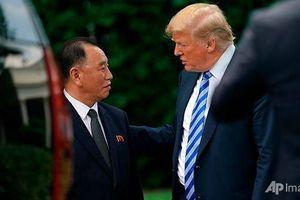 Ông Trump xác nhận vẫn gặp ông Kim Jong Un vào ngày 12/6