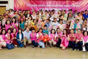 Nu Skin Việt Nam với 'Ngày làm vì những điều tốt đẹp'