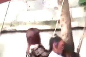 Triệu tập những người liên quan trong clip 'trói, đánh dã man kẻ trộm đồ'
