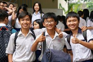 TP.HCM: Hàng ngàn thí sinh trải qua môn thi Ngữ văn trong kỳ tuyển sinh lớp 10