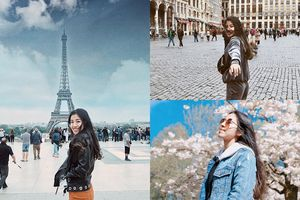 HOT: Học ngay kinh nghiệm du lịch châu Âu 2 tuần chỉ với chi phí 40 triệu/người của cô gái 9X
