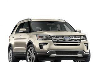 Bảng giá xe Ford tháng 6/2018