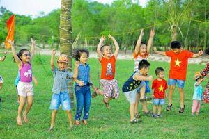 Vui chơi - Quyền và cơ hội phát triển kỹ năng của trẻ em