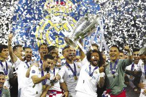 Tiến lên, Madrid cùng kỷ nguyên vĩ đại