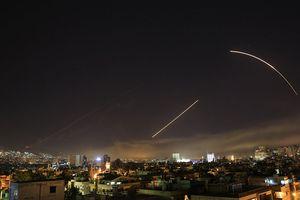 Liên quân Mỹ lại bất ngờ không kích Syria