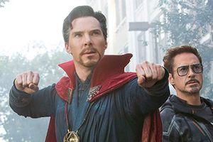 'Dr. Strange' Benedict Cumberbatch đánh bại 4 tên cướp trên đường phố