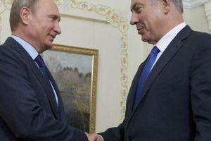 Israel chọc thủng quan hệ đồng minh khăng khít Nga-Iran ở Syria