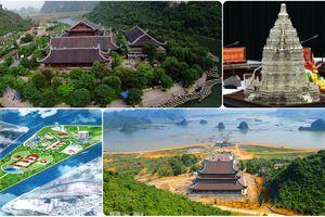 Những khu du lịch 'khủng' của ông chủ dự án 'siêu đội vốn' Ninh Bình