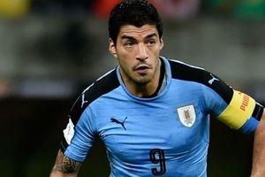 Uruguay CHÍNH THỨC chốt đội hình dự World Cup: Siêu hỏa lực!