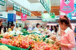 Sản phẩm Việt Nam tự tin vào siêu thị nước ngoài