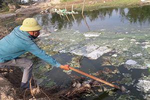 Hà Tĩnh: Dân kêu trời vì hồ tôm gây ô nhiễm môi trường nghiêm trọng
