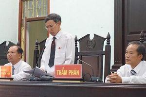 Hiểu sao về việc 3 chánh án huyện cùng ngồi HĐXX phúc thẩm?