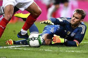 ĐT Đức khởi động chiến dịch World Cup 2018 bằng thất bại gây sốc