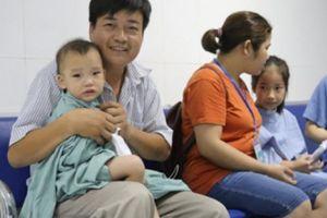 Phú Thọ: 100 em nhỏ được phẫu thuật miễn phí dịp Tết Thiếu nhi 1.6