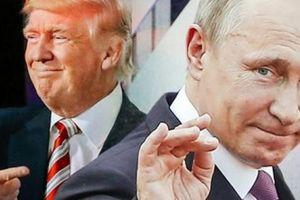 Trump biếu không Putin bàn thắng nếu thượng đỉnh Nga-Mỹ diễn ra