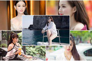 Những ông chồng đại gia của hot girl Việt đình đám