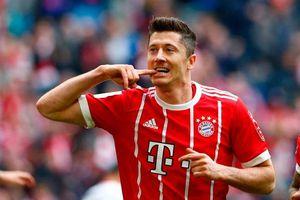 Juventus bất ngờ muốn mua Lewandowski