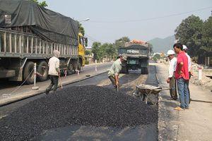 Chủ đầu tư nói gì về chuyện đường 'hỏng lại sửa, sửa lại hỏng' ở Bình Định?