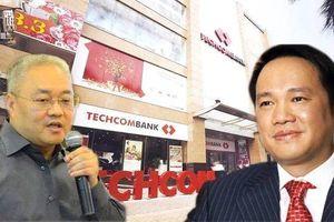 Giá cổ phiếu Techcombank giảm mạnh ngay phiên chào sàn