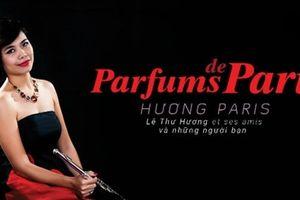 Nghệ sĩ sáo mang âm nhạc Pháp đến với công chúng Việt