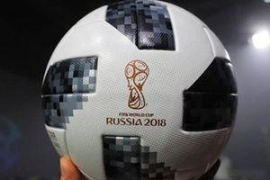 Trái bóng chính thức qua các kỳ World Cup