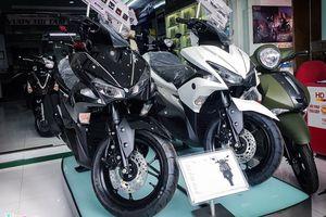 Bảng giá xe máy Yamaha tháng 6/2018