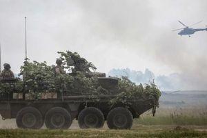 NATO tập trận tại Ba Lan