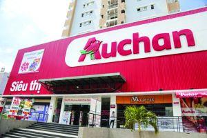 Siêu thị Auchan Gò Vấp bị khách hàng 'tố' bán trứng có dòi