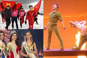 Những 'người hùng' làm rạng danh Việt Nam trên đấu trường quốc tế