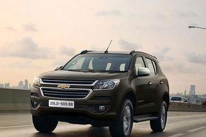 Nhiều mẫu xe Chevrolet giảm giá, Trailblazer giảm 80 triệu