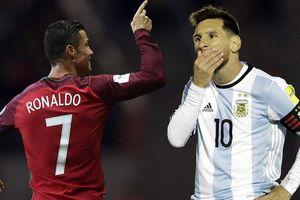 BLV Quang Huy: Messi và Ronaldo 'không có cửa' ở World Cup 2018