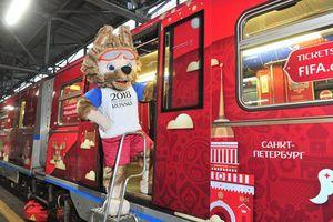 Hạ tầng giao thông Nga sẵn sàng cho World Cup 2018