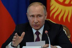 Tổng thống Nga ký luật 'biện pháp trả đũa'