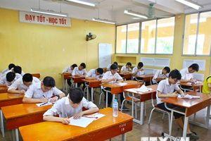 Hà Nội: Đảm bảo cơ sở vật chất đầy đủ, an toàn tại các điểm thi