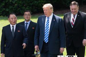 Tổng thống Mỹ kỳ vọng về cuộc gặp với nhà lãnh đạo Triều Tiên