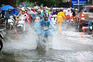 Hồ ngầm chống ngập cho Hà Nội: Nghịch lý là...