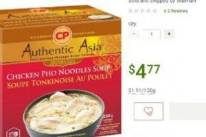 Buồn lòng chuyện phở Việt 'made in Thailand' nổi tiếng ở Mỹ