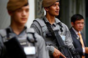 Thượng đỉnh Mỹ-Triều: Singapore triển khai lực lượng huyền thoại