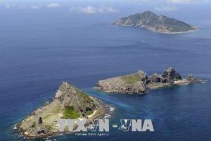 Bốn Tàu Trung Quốc vào gần vùng quần đảo tranh chấp với Nhật Bản