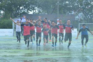 Vòng chung kết Press Cup 2018: Tân binh không muốn là đội bóng 'lót đường'