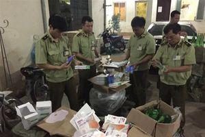 Lạng Sơn: Thu giữ lô hàng nghi giả nhãn hiệu đang được bảo hộ