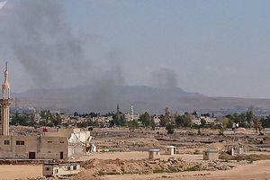 Quân đội Syria phá hủy nhiều vũ khí phe thánh chiến ven Damascus
