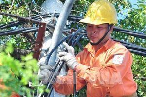 Ninh Thuận không lo thiếu điện trong mùa khô hạn