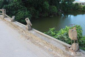 Những cây cầu 'tử thần' ở Nghi Lộc